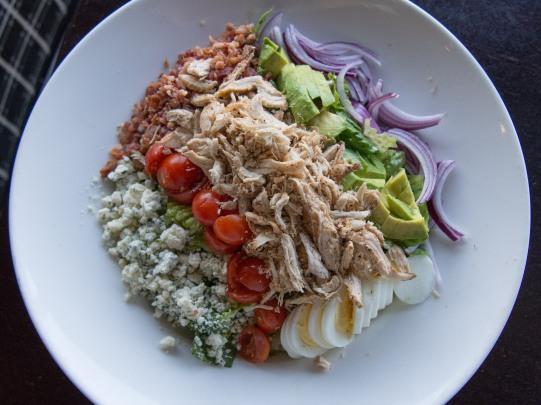 West Chicken Cobb Salad