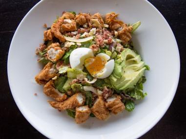 West Crispy Chicken Salad