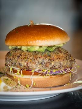 West Veggie Burger